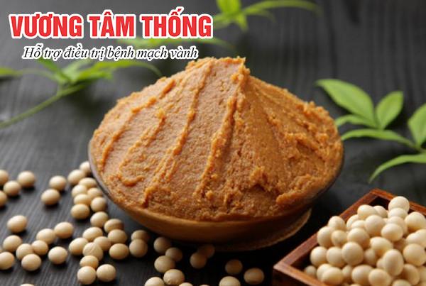 Nattokinase chiết xuất từ đậu tương lên men giúp làm tan cục máu đông